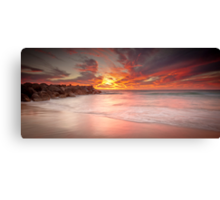 ∞ Quiescence ∞ Canvas Print