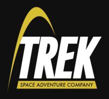Trek Space Adventure Company by PEZRULEZ