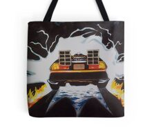 The Future is Now Tote Bag