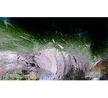 ancient event.... strata paintings Photographic Print