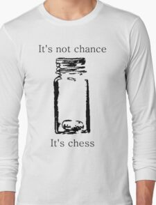 It's Not Cance, It's Chess Long Sleeve T-Shirt