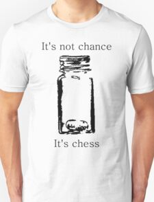 It's Not Cance, It's Chess Unisex T-Shirt
