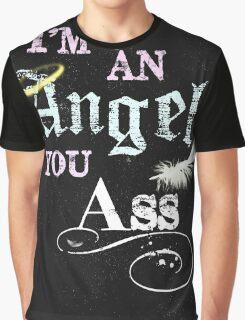 I'm An Angel Graphic T-Shirt