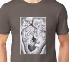 Abstract Mysticism  Unisex T-Shirt