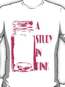A Study in Pink T-Shirt