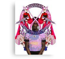 Pretty Thugger Sailor Moon Canvas Print