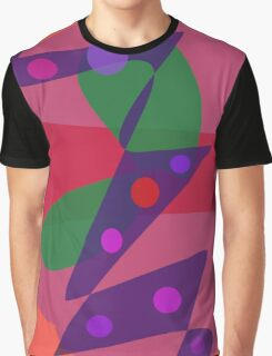 Old City Traffic Lights Graphic T-Shirt