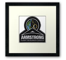 Armstrong Flight Research Center Framed Print
