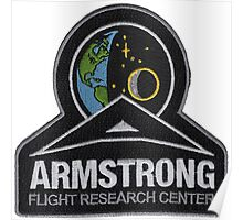 Armstrong Flight Research Center Poster