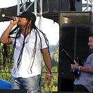 Maxi Priest & Band by Sandra Gray