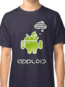 coolest logo character EVER Classic T-Shirt