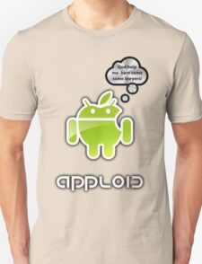 coolest logo character EVER T-Shirt