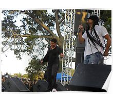 Maxi Priest & His Son Poster