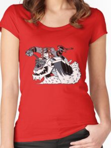 Thunder Tankin' Women's Fitted Scoop T-Shirt