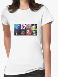 Twisted Tales - the complete series Womens Fitted T-Shirt