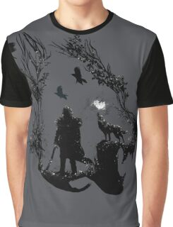 Lone Wolf Graphic T-Shirt