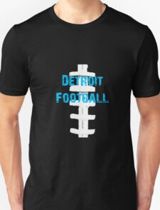 Detroit Lions Football Unisex T-Shirt