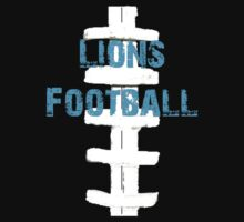 Lions football by scaird