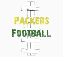 Green Bay Packers One Piece - Short Sleeve
