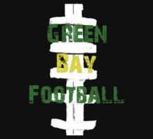 Green bay football by scaird