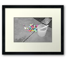 """ Child's Play "" Framed Print"