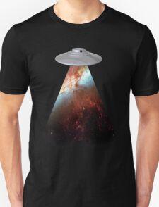 Cosmic Saucer Unisex T-Shirt