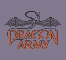 Dragon Army by DoodleDojo