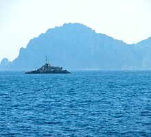 Arrivial to Capri by Valgal212