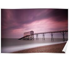 Selsey Lifeboat Station Poster