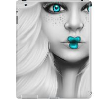 Dolly - Blue iPad Case/Skin