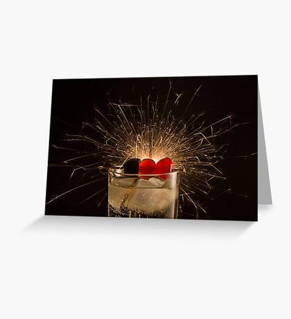 Have a Sparkling New Year! Greeting Card
