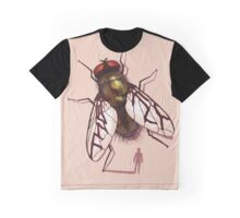 David Cronenberg's The Fly Graphic T-Shirt