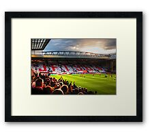 Justice for the 96 Framed Print