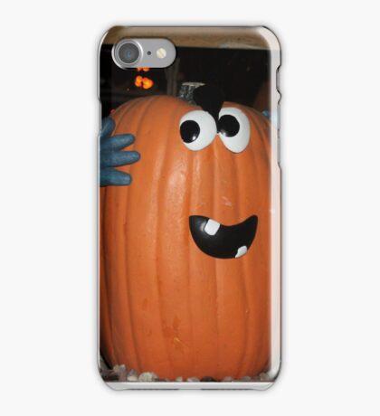 Three Wise Pumpkins..... iPhone Case/Skin