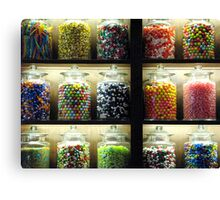 The Sweets Canvas Print