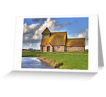 Great Expectations - St Thomas, Fairfield Greeting Card
