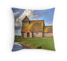 Great Expectations - St Thomas, Fairfield Throw Pillow