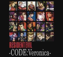 Code veronica X by jibble