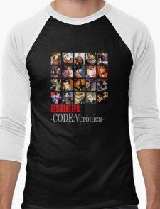 Code veronica X Men's Baseball ¾ T-Shirt