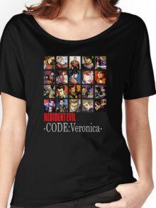 Code veronica X Women's Relaxed Fit T-Shirt