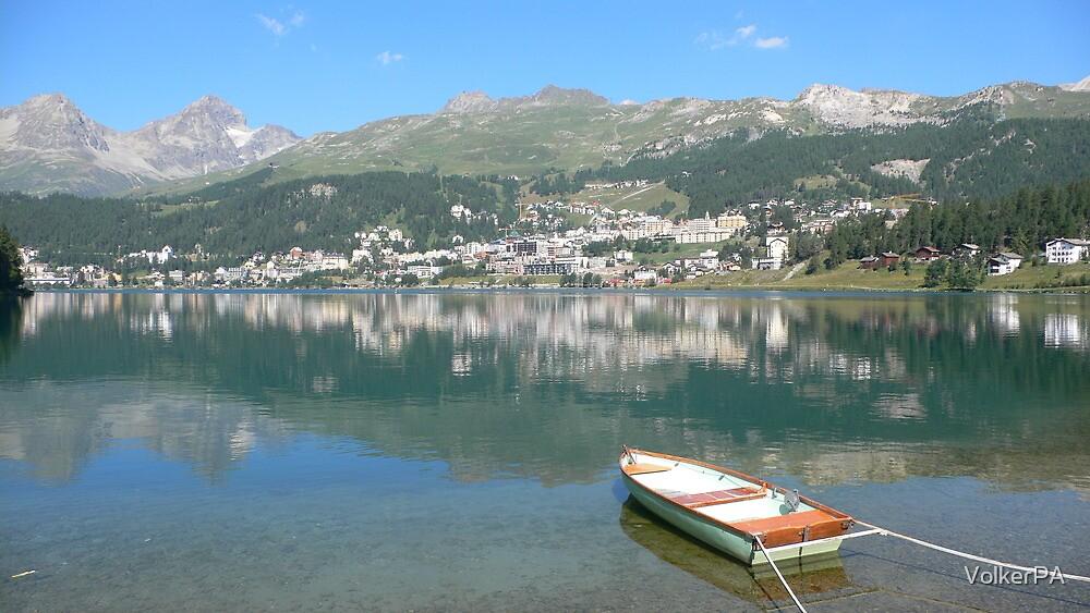 St. Moritz, Schweiz by VolkerPA