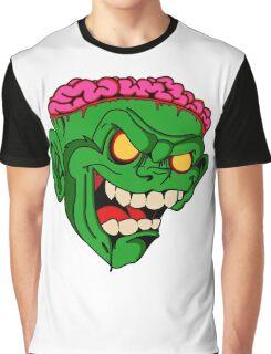 Monkey Brains  Graphic T-Shirt