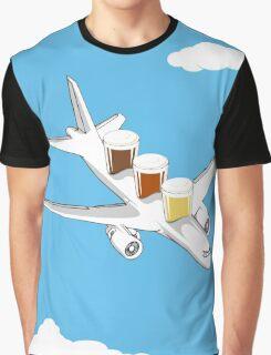 Beer Flight Graphic T-Shirt