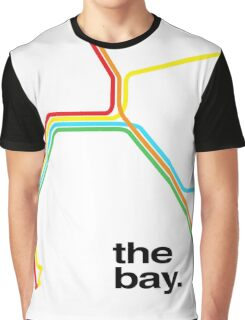 the bay. Graphic T-Shirt