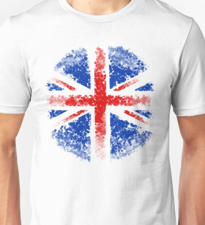 Dotty Union Flag Unisex T-Shirt