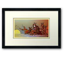 She Sells Sea Shells, by the Sea Shore Framed Print