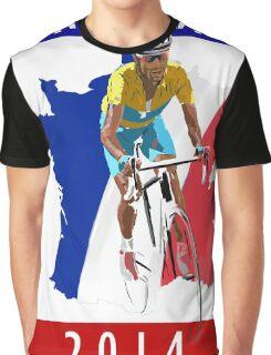 Le Tour 2014 Graphic T-Shirt