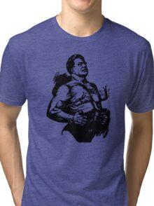 Chest Buster Tri-blend T-Shirt