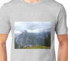 Glacier Point, View of Half Dome Unisex T-Shirt