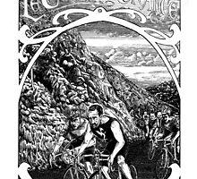 Le Tour De France by Graham van Houten